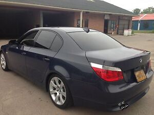 2006 BMW 545i Sports package SMG MODEL!!!