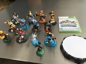 Sky landers trap team, swap force, supercharger for Xbox 360