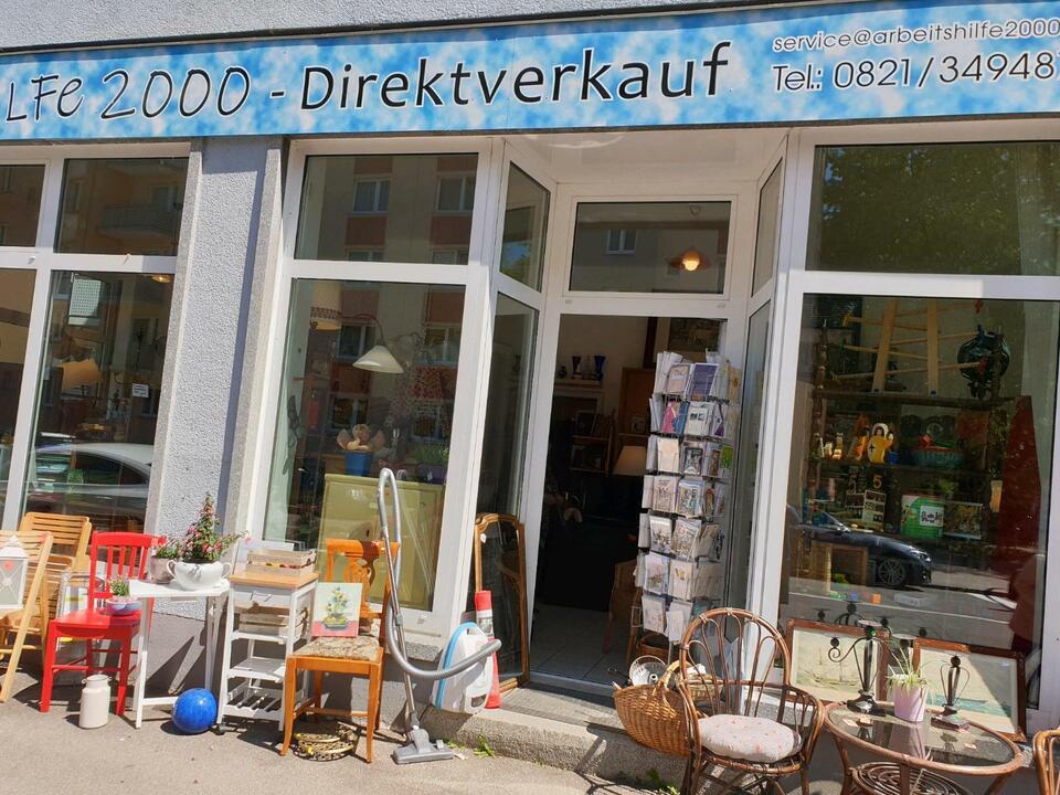 2101JEL *Kleidung* Deko*Elektro*Hausrat*Spielzeug*Kleinmöbel* in Augsburg