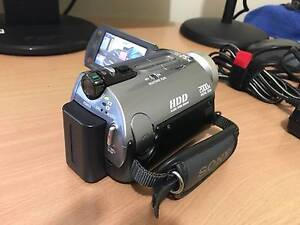 Sony Handycam DCR-SR82 Camcorder Video Camera 60GB HDD Chifley Woden Valley Preview