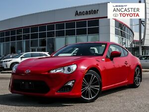 2015 Scion FR-S LOW KMS|NO ACCIDENTS|BLUETOOTH|6SPD!!