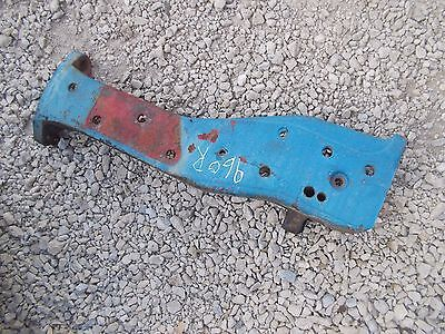 Ford 960 Narrow Frontend Tractor Orignal Front Right Frame Rail Engine Holder Mt