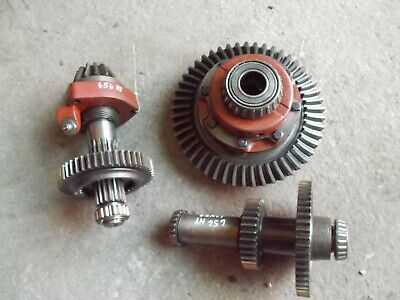 International 656 Hydro Rc Tractor Original Ih Complete Gears Gear Pinion Set