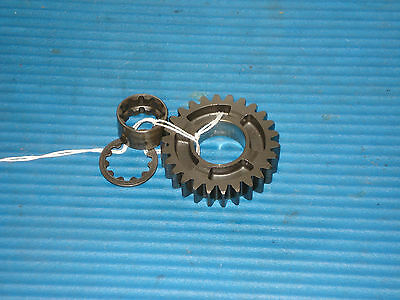 03 Honda TRX 400 EX MainShaft  5th Gear