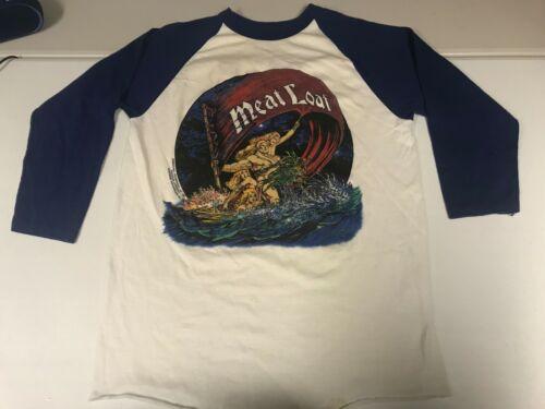 Meat Loaf 1981 1982 Neverland Express Tour Small Medium Vintage Rare Vtg