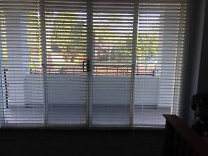 White Wooden Venetians Wahroonga Ku-ring-gai Area Preview