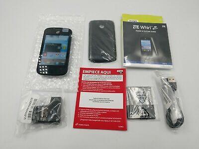 ZTE Whirl 2 Smartphone Straight Talk Prepaid No Contract Z667G