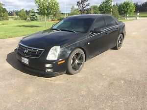 2005 Cadillac STS Loaded