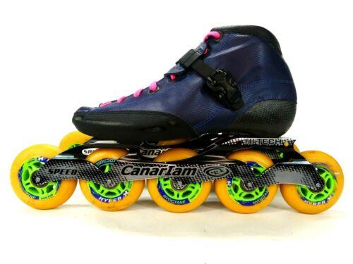 Canariam Omega Speed Skates Roller Blades Men