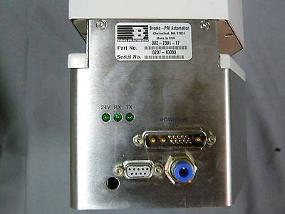 Brooks Automation 002-7391-17 Pre-aligner