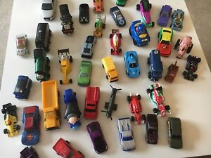 Hot wheels and mini cars collection
