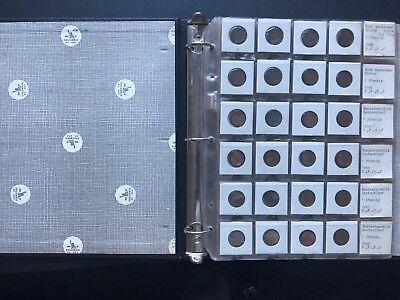 1 / 2 Pfennig - Komplett Sammlung 168 St. - Bundesrepublik Deutschland 1948-1980