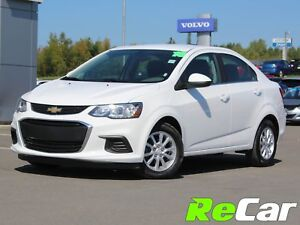 2018 Chevrolet Sonic LT Auto SAVE $5,119 VS. NEW | HEATED SEA...