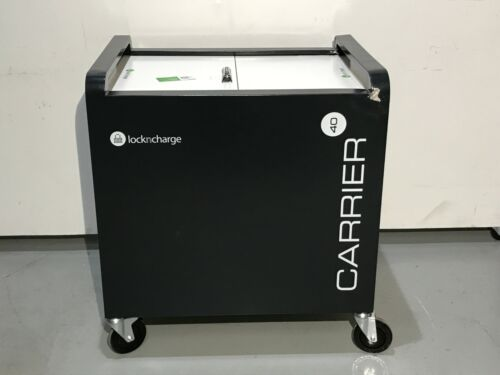 LockNCharge Carrier 40 Charging Cart 10141 ✅❤️️✅❤️️ Charging Station Cart B