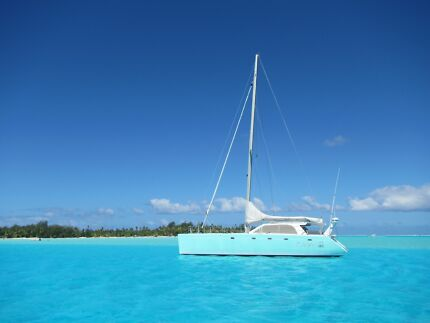 52 ft Gunboat Sailing Catamaran