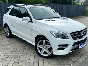 Mercedes-Benz ML 250 BlueTEC 4Matic 7G-Tronic AMG Line