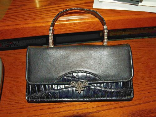 Brighton hand clutch purse, beautiful condition!!! WOW!!