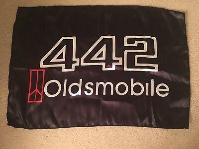 Muscle Car Decor (Oldsmobile 442 Logo 20x30