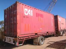 Steel shipping container , suitable for storage Irymple Mildura City Preview