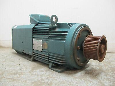 Control Techiques 30 Hp Motor 1765 3525 460v Fl2162cz Reliance 7259684 L3310a