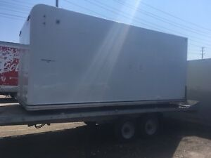 17 foot unicell truck body