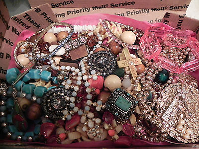Great lot of vintage to now jewelry #228