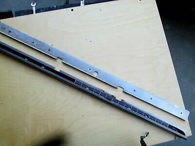 Beaver Delta 34-580 9 Table Saw Parts - Rip Fence Rails