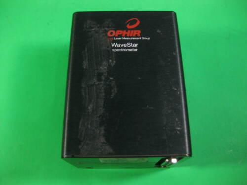 Ophir Wavestar-UV Spectrometer -- Used --