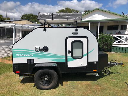 New 2018 Ecocampor camper with rooftop tent Brisbane City Brisbane North West Preview