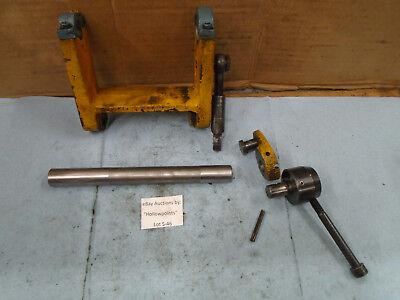 S46 Smithy Bz-239 12 Lathe Main Pulley Hold Assm Chizhou Machine Cz3001 Enco