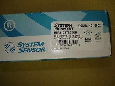System Sensor 5602  New