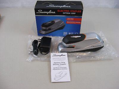 Swingline Optima Grip Electric Stapler 48207 New Opened Box