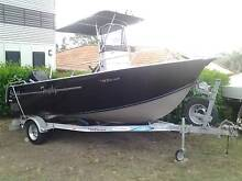 Plate Aluminium Center Console Boat Beenleigh Logan Area Preview