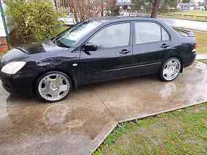 Cheap lancer 2004 Ruse Campbelltown Area Preview