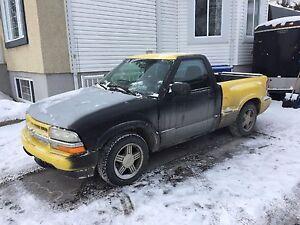Chevrolet s10 1998 stepside