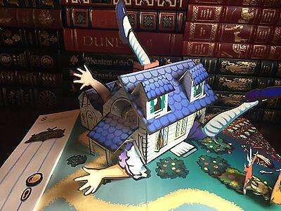 Alice in Wonderland Amazing Pop Up by Robert Sabuda New Deluxe Gift See Pics ◐‿◐
