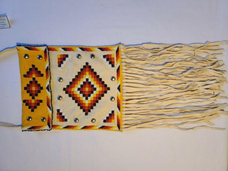 Brand New - Genuine Apache Medicine Pouch
