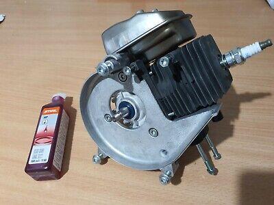 STIHL HS45 UPGRADED ENGINE BLOCK, EXHAUST, INLET MANIFOLD (NEW STIHL)