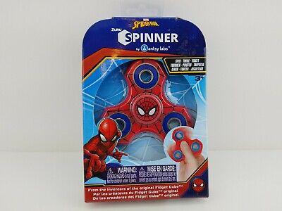 Fidget Spinner Marvel Avengers Spiderman Zuru Fidget Spinner Spiderman NEW Toys
