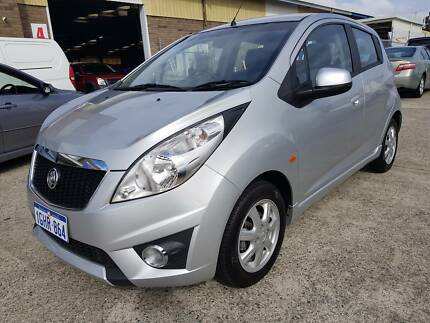 2010 Holden Barina Spark CD Hatch Manual 40kms Books (Tidy) Wangara Wanneroo Area Preview