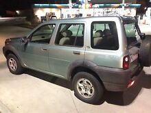 1998 Land Rover Freelander Wagon Melbourne CBD Melbourne City Preview