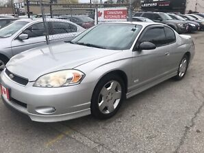 2006 Chevy Monte Carlo SS w/Safety