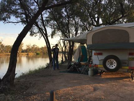 Jayco Outback Hawk Great get away package