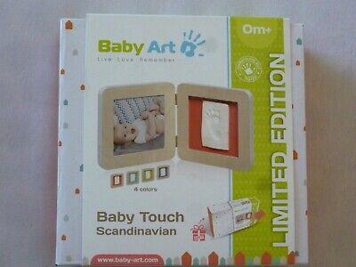 Baby Art Baby Touch Scandinavian Handabdrücke Neu OVP Fußabdrücke