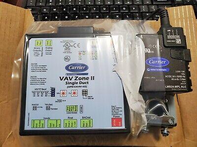 Carrier Open Vavb1 Opn-vavb1-02 Vav Bacnet Zone Controller
