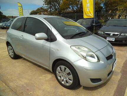 2009 Toyota Yaris YRS Hatch Manual $5990 St James Victoria Park Area Preview