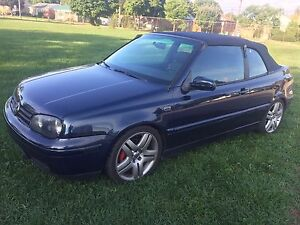2000 VW CABRIO 1.8 Turbo ....with new roof Etested