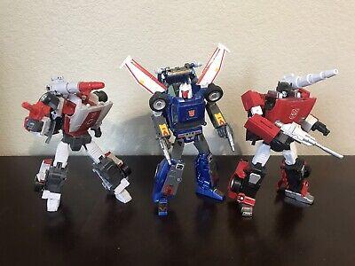 Takara Transformers Masterpiece LOT - MP-12, MP-25, MP-14+