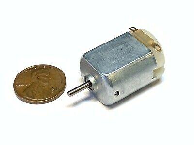 Small Dc Motor K130 130 Car Toy Robot 3v 6v Electric 17000 Rpm Wheel 5v Mini B6