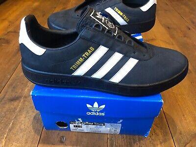 Adidas TRIMM TRAB Black 2004 deadstock uk 11Koln Dublin Spzl carlos london